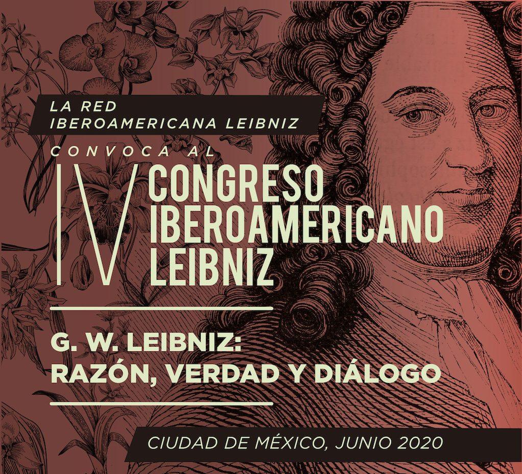 IV Congreso Iberoamericano Leibniz