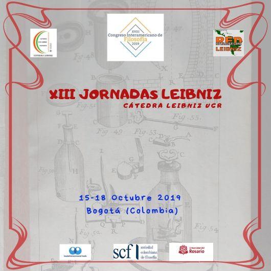 XIII Jornadas Leibniz