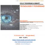 Ciclo Posverdad a Debate- Dimensión Tecnológica